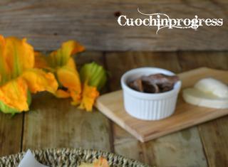 Come fare i fiori di zucca pastellati