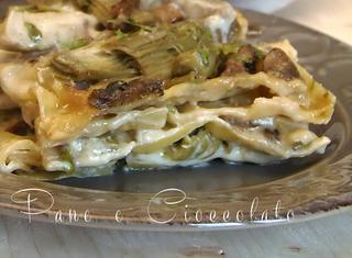 Ricetta: lasagna vegetariana