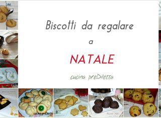Come preparare i biscotti da regalare per Natale