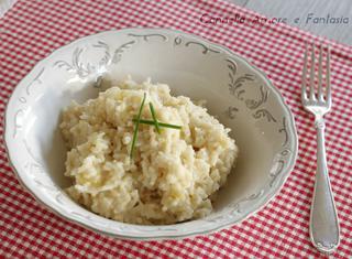 Come preparare il risotto ai 4 formaggi