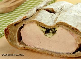 Come fare l'arista in crosta di pane