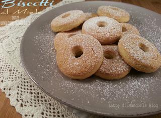 Biscotti integrali senza burro uova e latte
