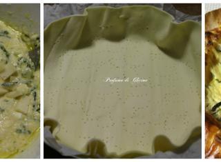 Ricetta: torta asparagi e ricotta