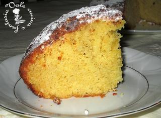 Ricetta: torta alle mandorle e cioccolato bianco