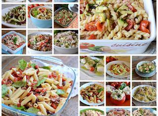 Primi piatti freddi estivi le 10 migliori ricette for Primi piatti freddi