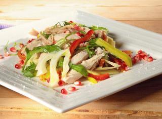 Come preparare l'insalata di pollo alla senape