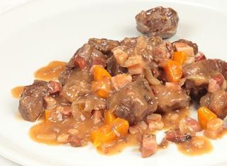 Ricetta: manzo in salsa