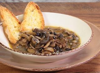 Come preparare la zuppa di funghi