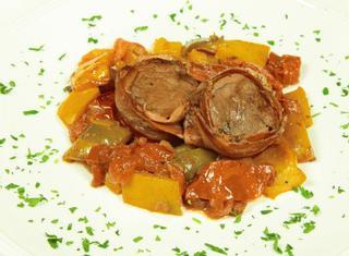 Ricetta: filetto ai peperoni
