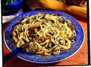 Spaghetti alle vongole veraci