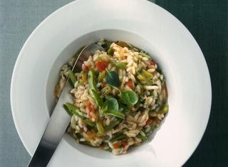 Come preparare un risotto con il pomodoro fresco