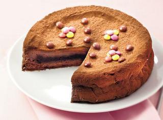 Ricetta Torta fondente al cioccolato