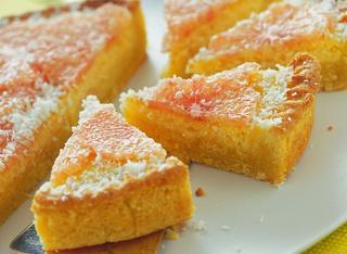 Ricetta: torta alla crema al cocco