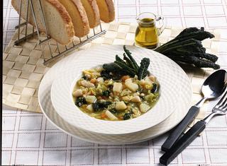 Ricetta toscana: la ribollita