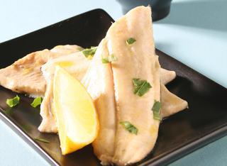 Pesce persico e insalata