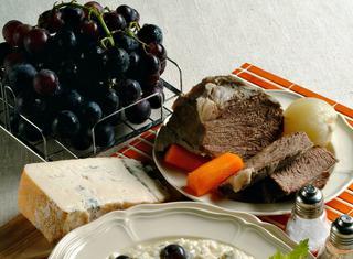 Ricetta: risotto all'uva e gorgonzola