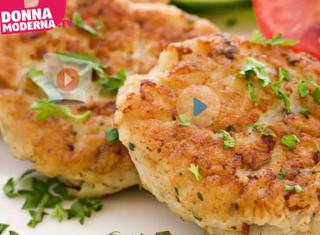 Video ricetta: Polpette di zucchine