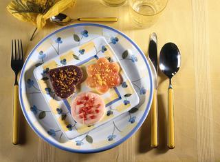 Ricetta Stuzzichini mimosa