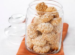 Biscotti morbidi con farina di mandorle
