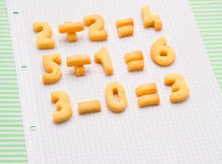 Biscotti a numero facilissimi