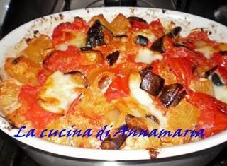 Ricetta: pasta alla siciliana