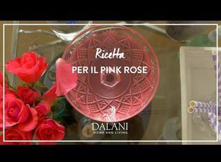 Come preparare un cocktail alla rosa