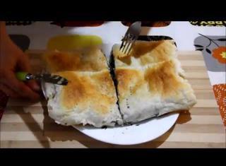 Come preparare gli spinaci in crosta di pane