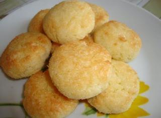 Ricetta: cookies al cocco