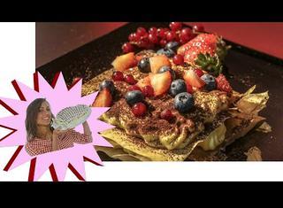 Come preparare la torta millefoglie
