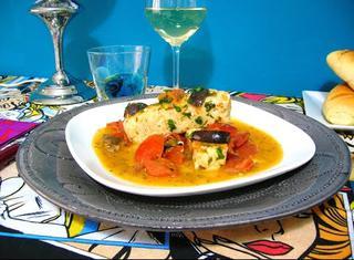 Ricetta: filetti di merluzzo al pomodoro e olive