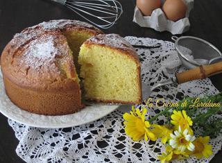 Come guarnire torta margherita