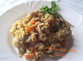 5 ricette con riso integrale