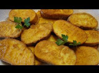 Come preparare le frittatine di pane