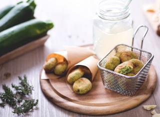 Ricetta: polpette di zucchine