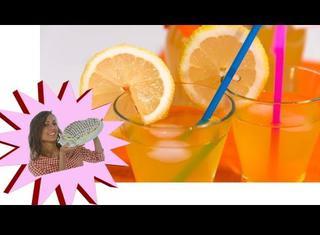 Come conservare il succo di limone