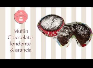 Come fare i muffins cioccolato e arancia