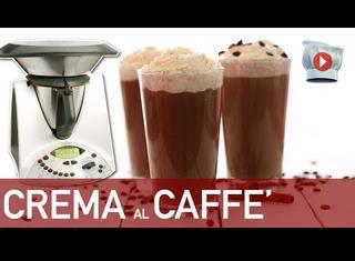 Ricetta Bimby: crema fredda al caffè