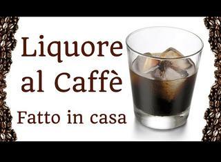 Come preparare il liquore al caffè