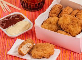 Ricetta: nuggets di pollo