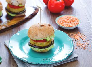 Ricetta: vegan burger