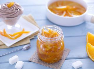 Come preparare le scorze di arance candite