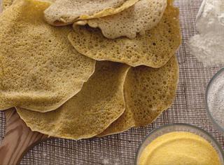 Come fare il pane injera