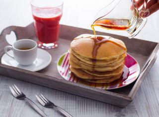 Ricetta: pancakes allo sciroppo d'acero