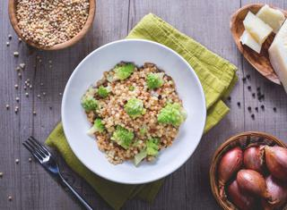 Come fare la fregola con broccolo romanesco