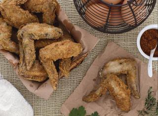 Come preparare le ali di pollo fritte