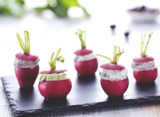 3 ricette con i ravanelli