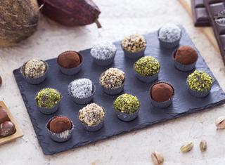 Come preparare i tartufi di cioccolato