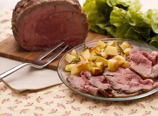Ricetta: roast beef all'inglese