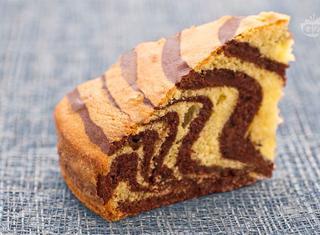 Ricetta: la torta zebrata