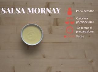 Video ricetta della salsa Mornay